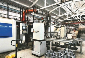 HNCC-LYC company implementation of industrial upgrading cost one billion yuan